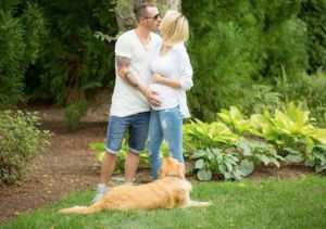 'God's Got Jokes!' Tyler Hubbard & Wife Hayley In 'Shock' to Learn…