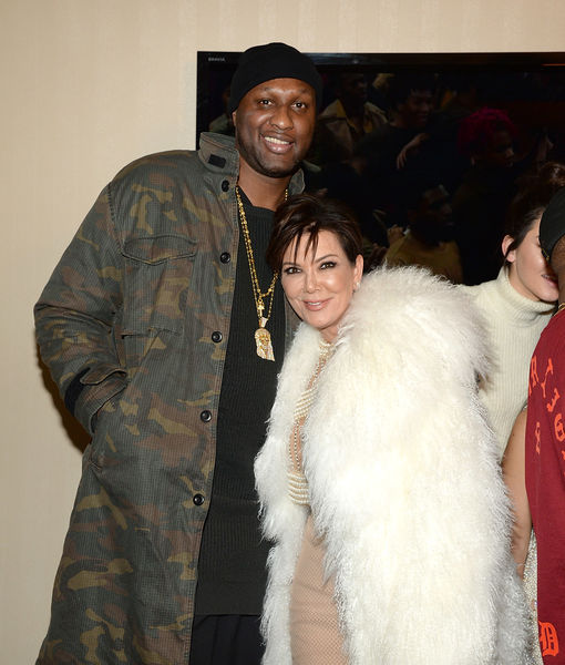 Rumor Bust! Kris Jenner Did Not Offer Lamar Odom $20M to Scrap Tell-All