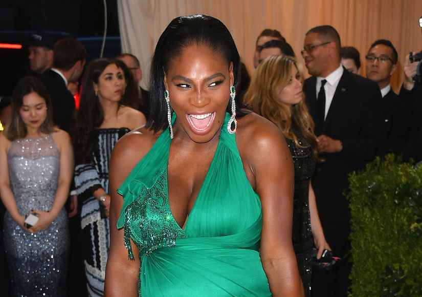 Serena Williams: Inside Her Epic '50s-Themed Baby Shower