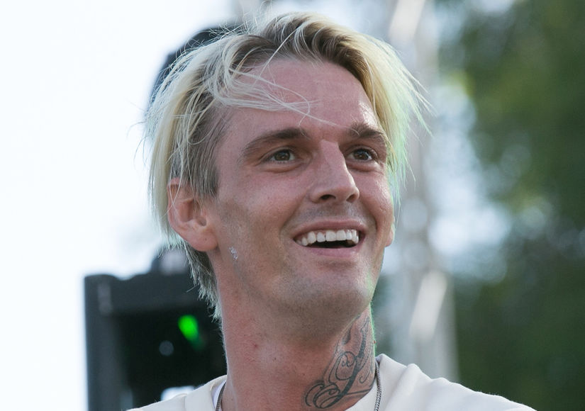 Aaron Carter Comes Out as Bisexual in Emotional Post to Fans