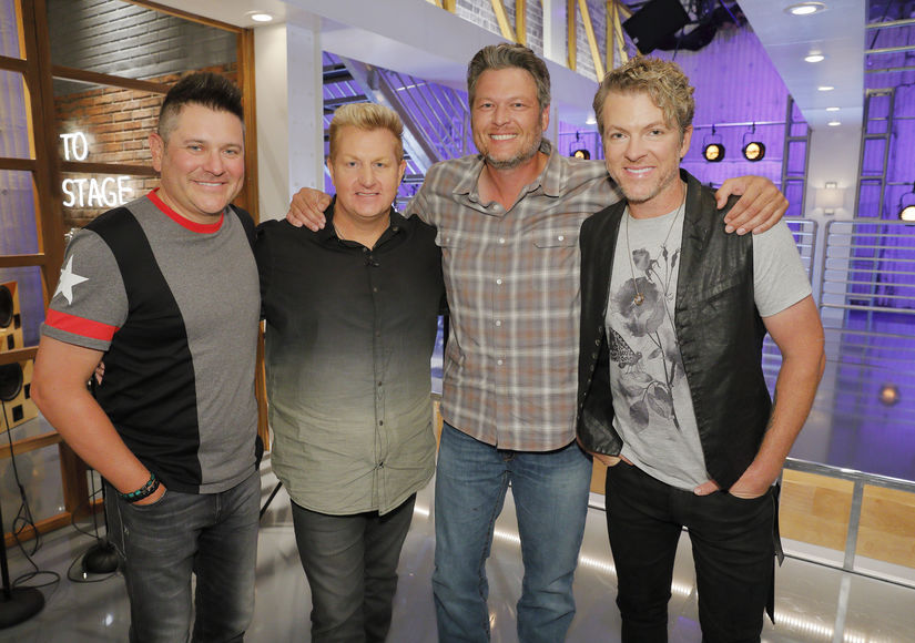 'The Voice' News! Rascal Flatts to Join Team Blake as Advisors