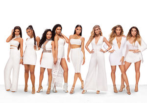 Exclusive! Serious Drama Revealed in 'WAGS Miami' Supertease