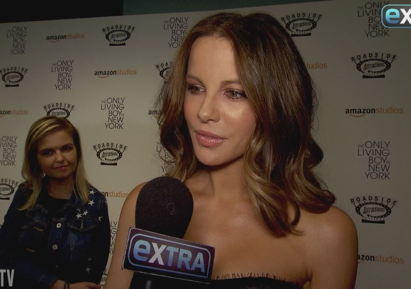 Kate Beckinsale on Love Triangles: 'I'm Good in a Throuple'