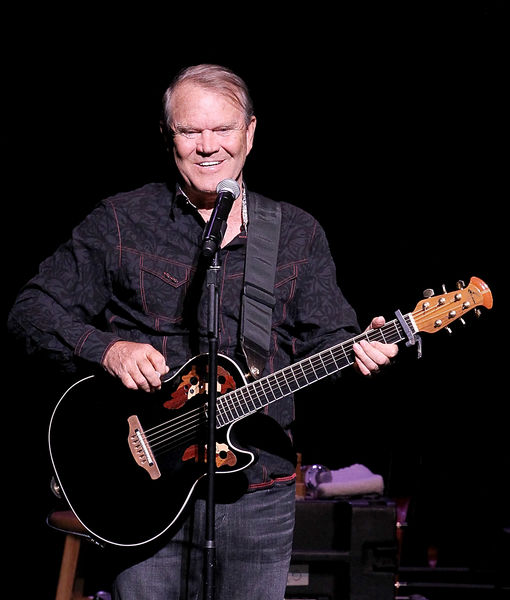 Country Legend Glen Campbell Dead at 81
