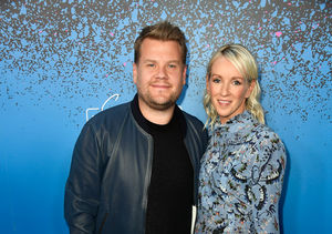 How James Corden's Pregnant Wife Stops Him from Complaining