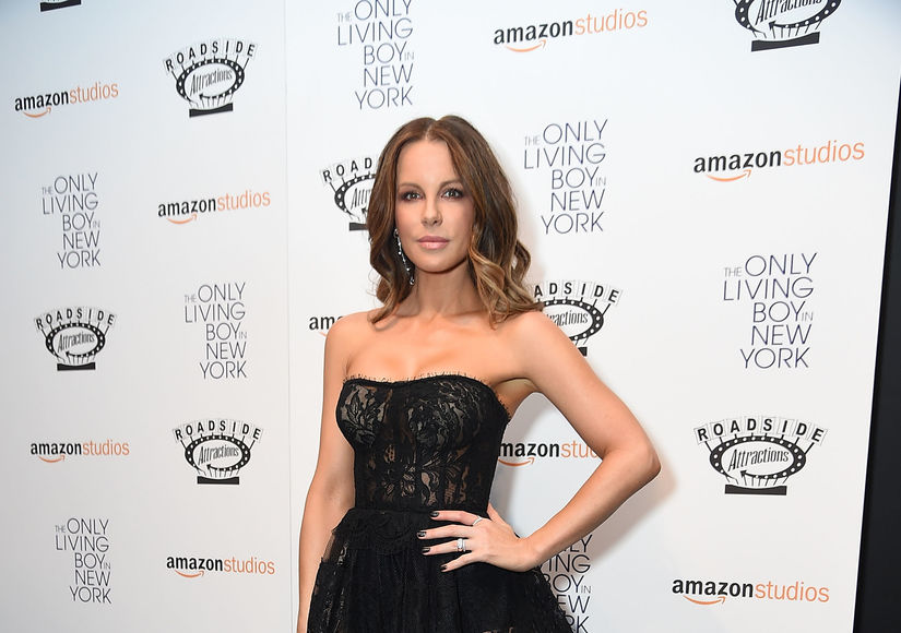 Kate Beckinsale on Harvey Weinstein Sexually Harassing Her at 17