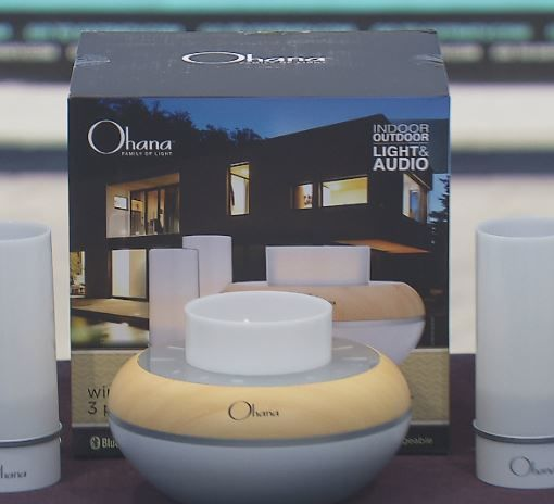 'Extra's' Pop-Up Shop: Wireless Speakers and Lights, Watches, and Wireless…