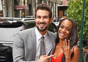 'Bachelorette' Couple Rachel Lindsay & Bryan Abasolo Talk Wedding Plans…