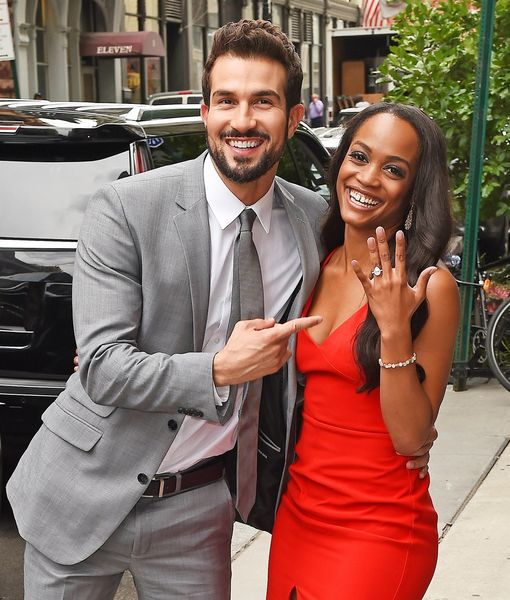 dc0420004 'Bachelorette' Couple Rachel Lindsay & Bryan Abasolo Talk Wedding Plans —  When and Where?