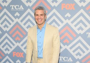 Andy Cohen's Inside Scoop on 'RHONY,' Plus: His Take on Sarah Jessica…