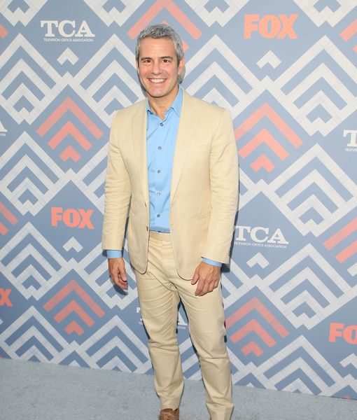 Andy Cohen Gives 'Housewives' Update on Luann de Lesseps & NeNe Leakes