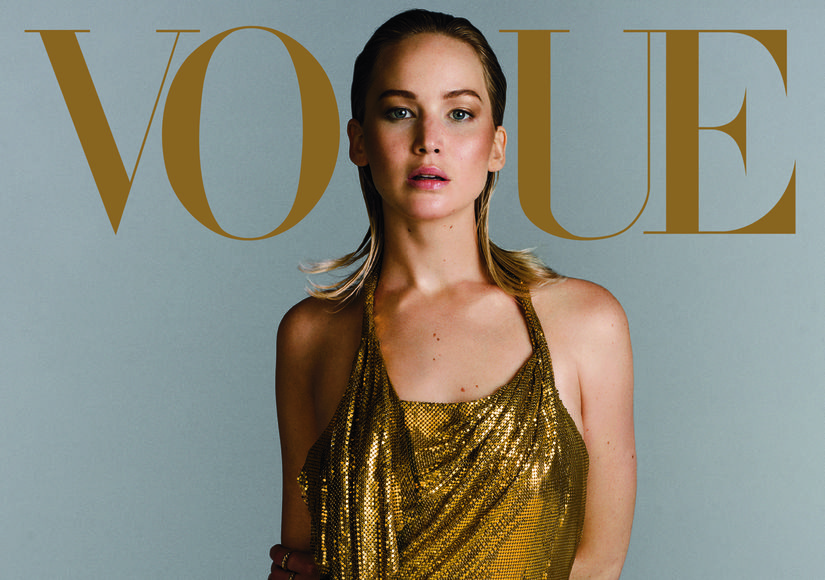 Jennifer Lawrence Dishes on Her Romance with Darren Aronofsky