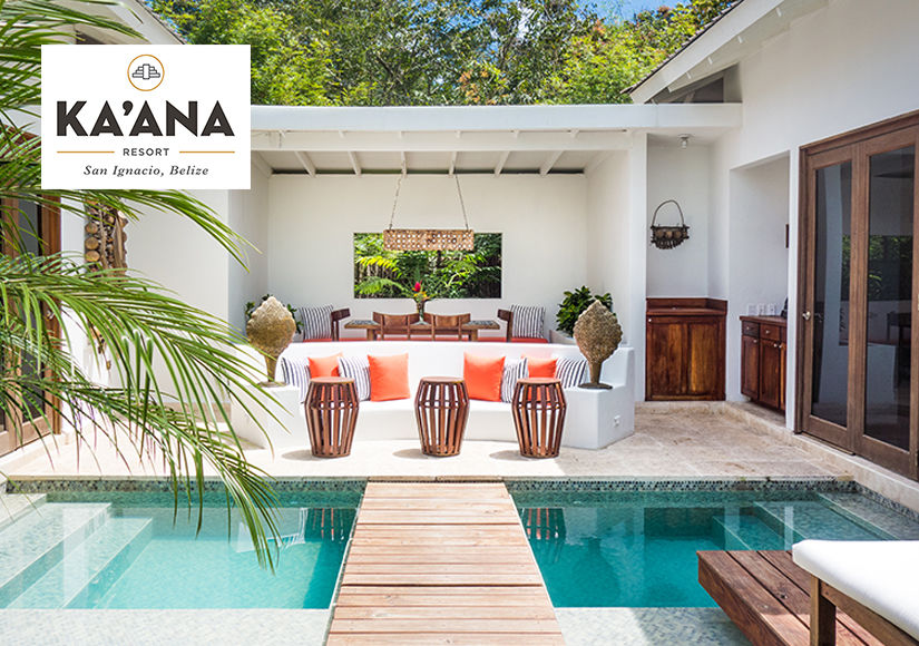 Win It! A Trip to Ka'ana Resort Belize