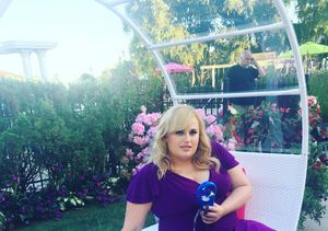Rebel Wilson Suffers Mild Concussion After Stunt Fail
