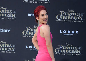 'DWTS' Pro Sharna Burgess 'Mortified' After Epic Wardrobe Malfunction