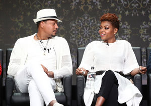 'Extra' Exclusive: Terrence Howard & Taraji P. Henson's…