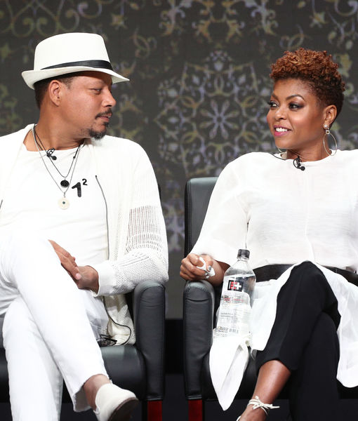 'Extra' Exclusive: Terrence Howard & Taraji P. Henson's Inside Scoop…