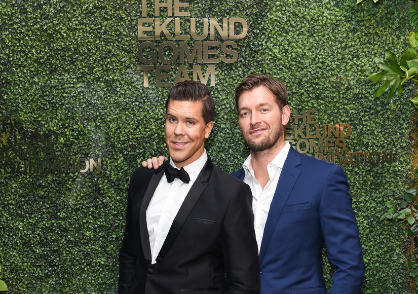 Reality Star Fredrik Eklund Expecting Twins