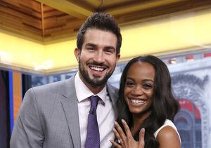 Rachel Lindsay's Fiancé Bryan Abasolo Dishes on Wedding Plans, Plus: When…