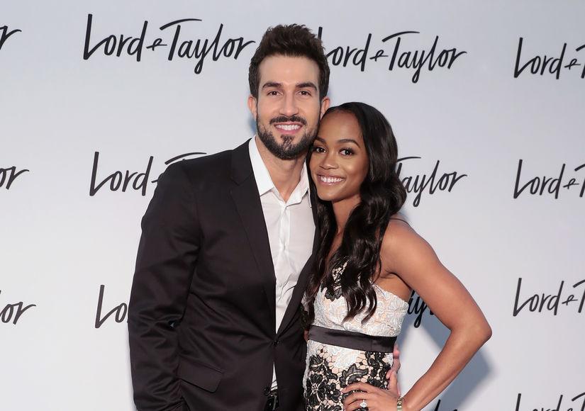 'Bachelorette' Wedding! Rachel Lindsay & Bryan Abasolo Married