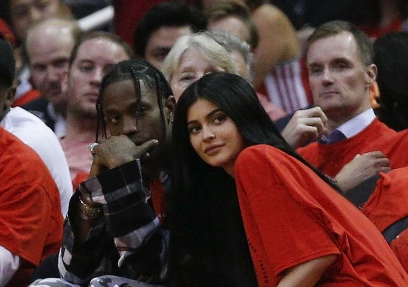 Report: Kylie Jenner's Family 'Loves' New BF Travis Scott