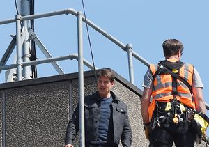 Tom Cruise Limping After 'Mission: Impossible' Stunt Gone Wrong