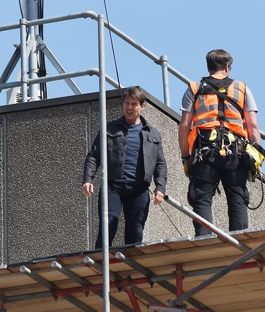 Tom Cruise Suffers Broken Ankle on 'Mission: Impossible 6' Set…