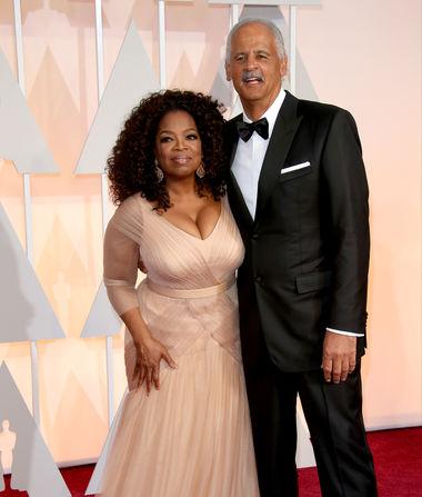 Why Oprah Winfrey & Stedman Graham Are Quarantining Separately