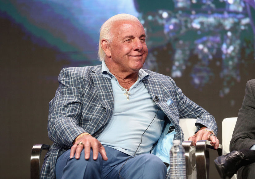 Ric Flair Hospitalized — Is He in a Coma?