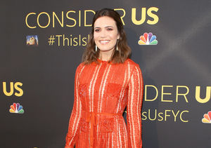 Ouch! Mandy Moore Shares Pic of Black Eye