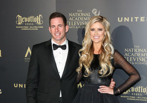 New Couple Alert? Tarek El Moussa Kisses Christina Look-Alike