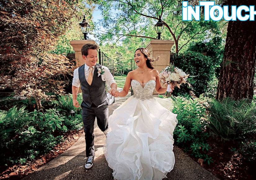 'Hannah Montana' Star Jason Earles Marries Katie Drysen! See the Wedding Photos