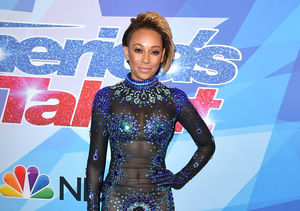 Mel B's Bold Fashion Statement, Plus: How She Feels About Being Single