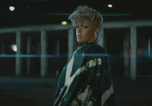 Watch! P!nk Releases 'What About Us' Music Video