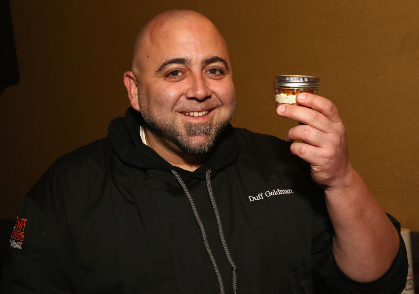 'Ace of Cakes' Star Duff Goldman Shows Off Dramatic Weight Loss