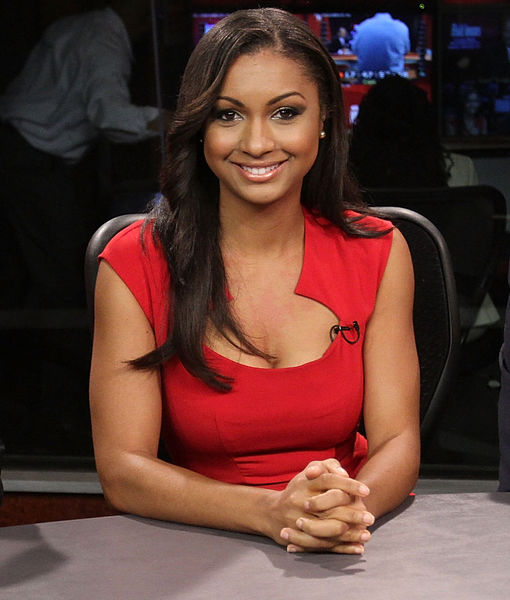 Fox News Host Eboni K. Williams Speaks Out After Receiving Death Threats