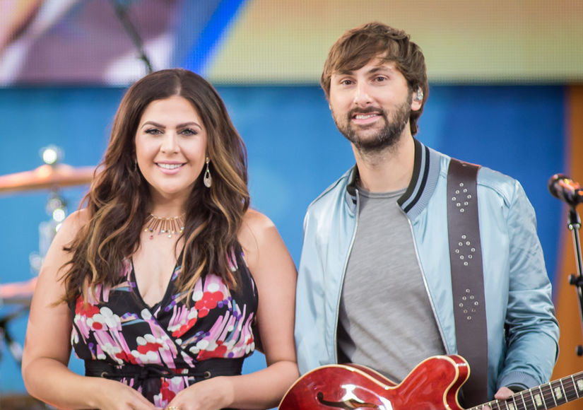 Lady Antebellum Baby Boom! Two Band Members Expecting