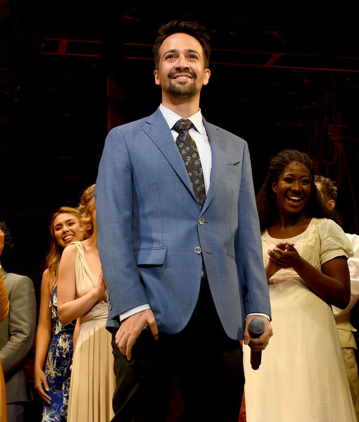 Lin-Manuel Miranda proud to support immigrant welfare through Hamilton lottery