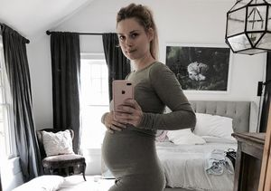 Alexandra Breckenridge Pregnant Again — Just 11 Months After…
