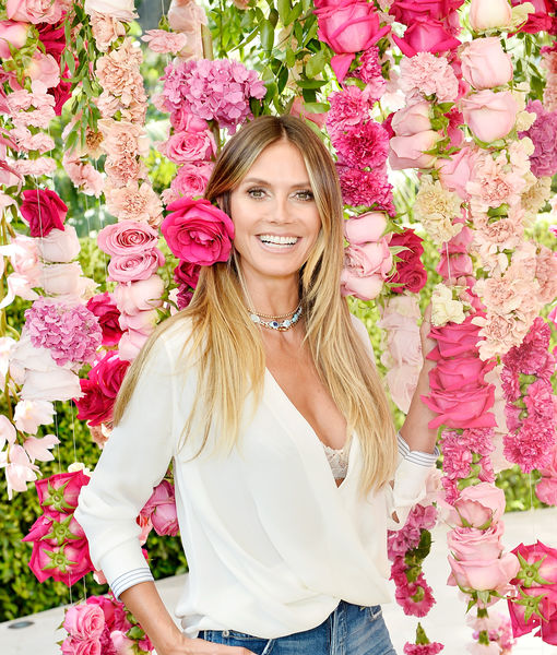 Heidi Klum Says Kids Aren't Shocked by Her Instagram: 'They've Seen Me…