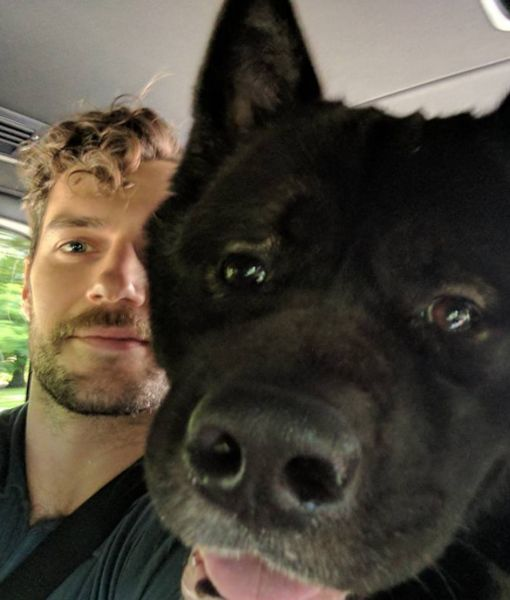 Is That You Henry Cavill? See His Natural Look
