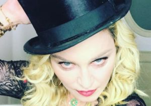 Madonna Shares Family Portrait with All 6 Kids