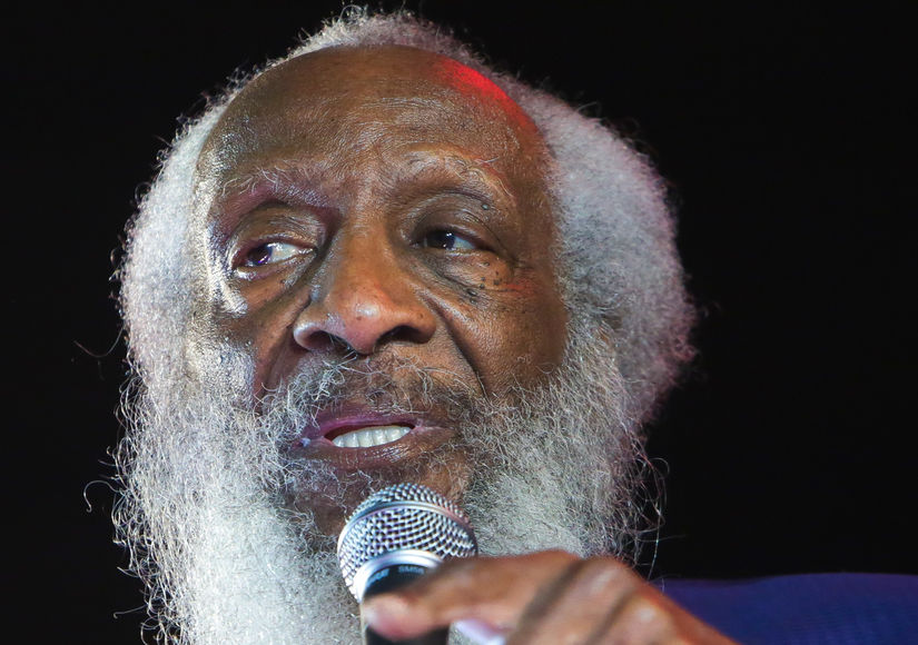 Dick Gregory, Groundbreaking Comic and Civil Rights Voice, Dead at 84