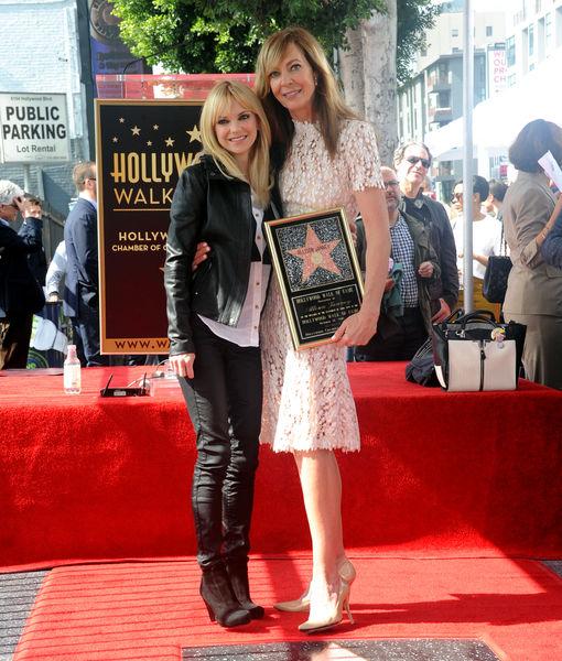 Allison Janney Says Anna Faris Is 'Strong' After Chris Pratt Split