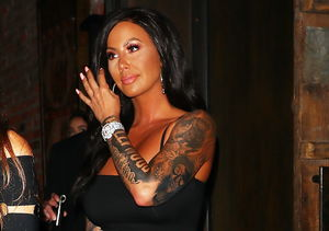 Did Amber Rose Switch Out Wiz Khalifa Tattoo for Another Famous Musician?