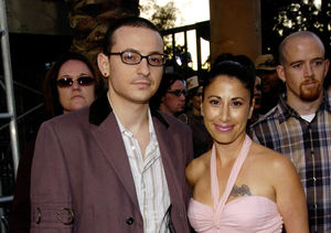 Chester Bennington's Ex-Wife Reveals Why She Was 'Disgusted' by His…
