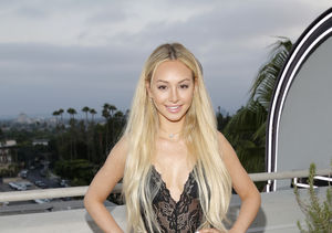 Corinne Olympios Teases 'Bachelor in Paradise' Sit-Down with Chris Harrison