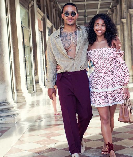Lori Harvey Talks About Her Engagement to Memphis Depay