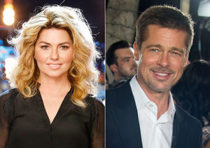 How Brad Pitt's Naked Photos Inspired Shania Twain's 'That Don't…