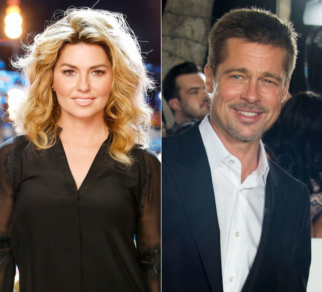 How Brad Pitt's Naked Photos Inspired Shania Twain's 'That Don't Impress Me Much'